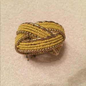Yellow Bracelet!